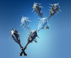 Metal Mouth Fortnite wallpapers