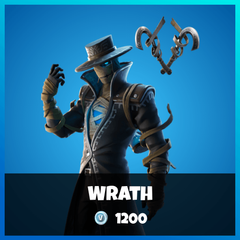 Wrath Fortnite wallpapers