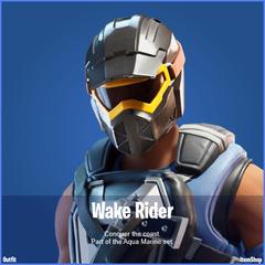 Wake Rider Fortnite wallpapers
