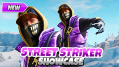 Street Striker Fortnite wallpapers