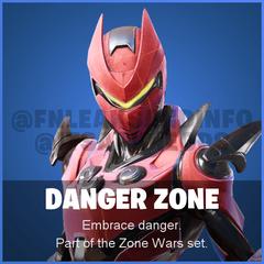 Danger Zone Fortnite wallpapers