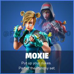Moxie Fortnite wallpapers