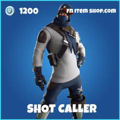 Shot Caller Fortnite wallpapers