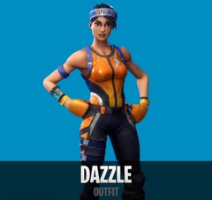 Dazzle Fortnite wallpapers