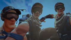 First Strike Specialist FortnitePhotography