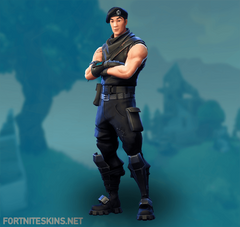 Special Forces Fortnite wallpapers