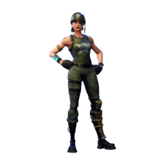 Fortnite Munitions Expert PNG Image