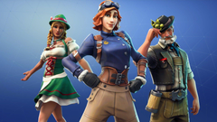Fortnite skin leaks reveal Oktoberfest and Amelia Earhart looks
