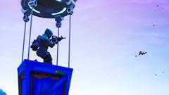 Tactical Drop Inbound