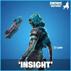 Insight Fortnite wallpapers