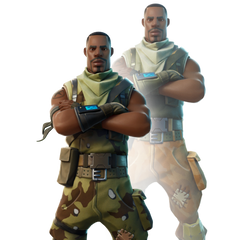 Rookie Spitfire Fortnite wallpapers