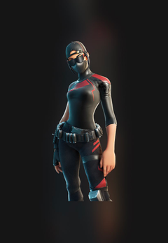 Scarlet Commander Fortnite wallpapers
