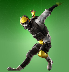 Hard Charger Fortnite wallpapers