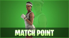 Match Point Fortnite wallpapers