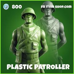 Plastic Patroller Fortnite wallpapers