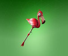 King Flamingo Fortnite wallpapers