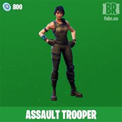 Assault Trooper Fortnite wallpapers