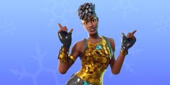 Disco Diva Fortnite wallpapers