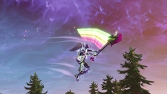 Nice Screenshot of Nitelite Rainbow Smash FortNiteBR
