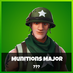 Munitions Major Fortnite wallpapers