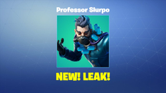 Professor Slurpo Fortnite wallpapers