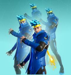 Ninja skin Fortnite wallpapers