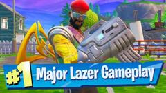Major Lazer Fortnite wallpapers