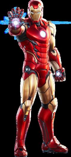 Tony Stark Fortnite wallpapers
