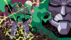 Doctor Doom Fortnite wallpapers