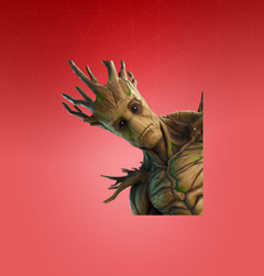 Groot Fortnite wallpapers