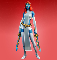 Mystique Fortnite wallpapers