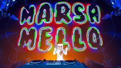 Fortnite HD Marshmello Concert Wallpapers L2pbomb