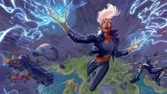 Storm Fortnite wallpapers