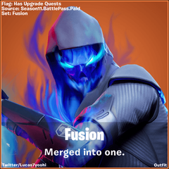 Fusion Fortnite wallpapers