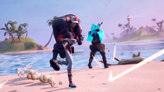 Remedy Vs Toxin Fortnite wallpapers
