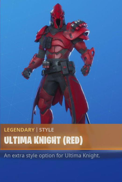 Ultima Knight Fortnite wallpapers