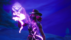 Calamity Fortnite Cube by Davidbellver Wallpapers and
