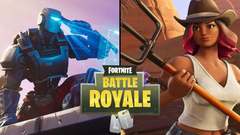 Here s every Fortnite skin released during the Season 6 Battle Pass