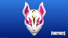 FORTNITE Drift s Mask 4K Wallpapers Vector Designed by rogerskenyo on
