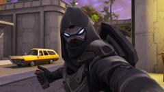 Enforcer FortnitePhotography