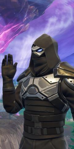 2018 The Enforcer video game Fortnite Battle Royale 1080x2160