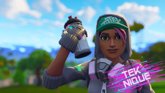 My new Teknique wallpapers since my Sky Stalker wallpapers was so