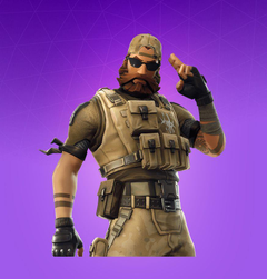 Sledgehammer Fortnite Outfit Skin How to Get Unlock