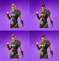 Huntress Unlockable Styles Concept via r FortNiteBR FortNite FTW