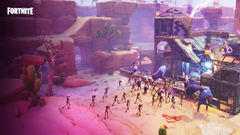Challenge the Horde Save the World Fortnite Season 5 Wallpapers for