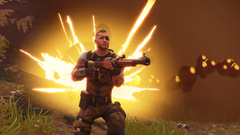 Battlehawk explosion