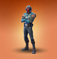 The Visitor Fortnite Outfit Skin How to Get Faces