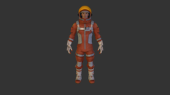 Mission Specialist Outfit