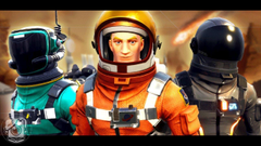 Mission Specialist Fortnite wallpapers