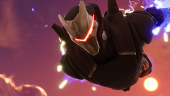 Omega Skydive Fortnite Battle Royale Wallpapers and Stock